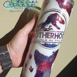 Motherhood reusable mug