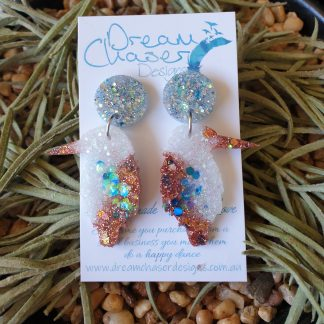 Kookaburra Earrings